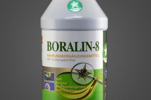 BORALIN - product information in English